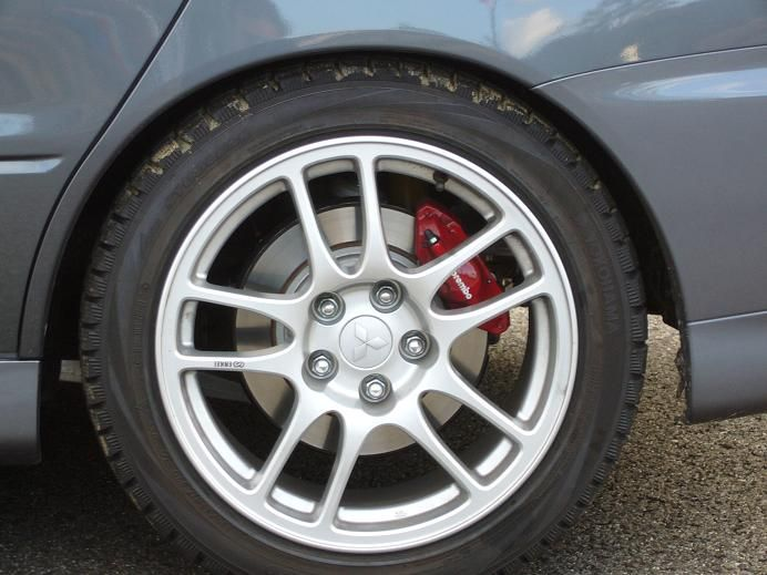 CP-S10 & TOYO PROXES T1R 235/40R18