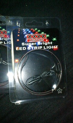 XXXX LIGHTING LEDテープ 30センチ