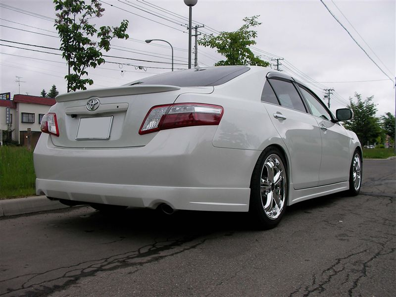 RK Sport 07-Up Camry Ground Effects Package