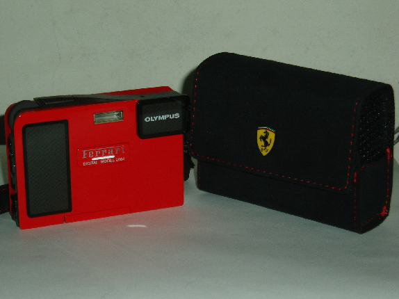 オリンパス Ferrari DIGITAL MODEL 2004
