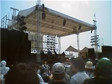 ARABAKI ROCK FES.2005に参戦!