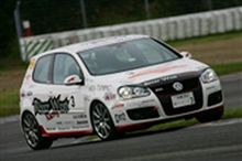 GOLF GTI CUP 2006 第4戦 SUGO レポート 予選