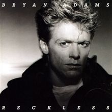 12.Bryan Adams:Reckless (1984)