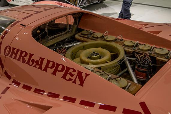 Porsche 917/20 Coupe Pink Pig ポルシェ917/20クーペ ピンク・ピッグ