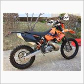 """KTM 200EXC""の愛車アルバム"