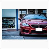 """""""BMW M6 クーペ""""の愛車アルバムの画像"""