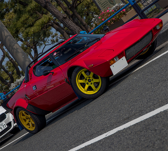 アタカ・エンジニアリング HAWK CARS ホーク・カーズ HAWK CARS Hawkridge Developments Hawkridge Development Engineering HF2000 HFR2000 Lancia Stratos ランチア ストラトス レプリカ)