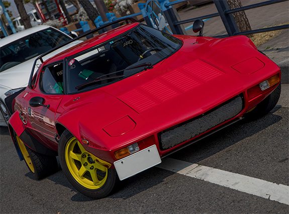 アタカ・エンジニアリング HAWK CARS ホーク・カーズ HAWK CARS Hawkridge Developments Hawkridge Development Engineering HF2000 HFR2000 Lancia Stratos ランチア ストラトス レプリカ