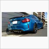 """BMW M2 クーペ""の愛車アルバムの画像"