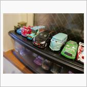 NAPOLEX  Disney character car goods collection DC-の画像