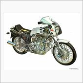 """BMW R100RS""の愛車アルバム"