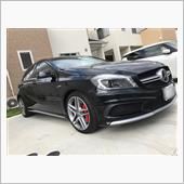 """AMG A45 AMG 4MATIC""の愛車アルバム"