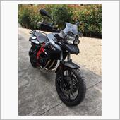 """""""BMW F700GS""""の愛車アルバム"""