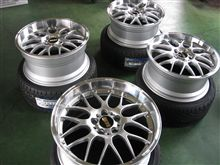 BMW E91...BBS RS-GT.....これは良いでしょう....どら良くない