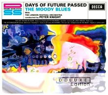 SACD THE MOODY BLUES/Days of Future Passed