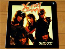 LP X-RAY 『SHOUT!』