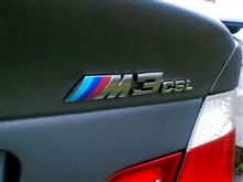 BMW M3 CSL   Tuning by Success Orient Works co,ltd