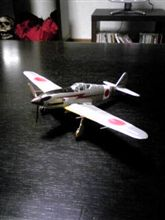 Army type 3 fighter TONY