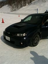 GREAT EXPERIENCE with Michelin X-ICE XI2 2011(試乗会午前編)