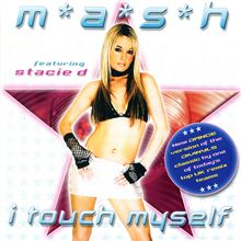 ♪MASH feat STACIE D / I Touch Myself (Love To Infinity club mix)