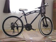 DOPPELGANGER® bicycle !!