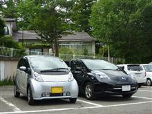 i-MiEV Driving Report No.27 <草津・軽井沢前編>