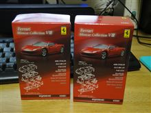 Ferrari Minicar Collection Ⅷ
