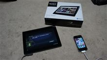 SONY tablet S買いました