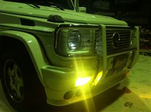 Mercedes-Benz G-Class SMART HID H11 3000k 35w instaration s&company