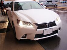 LEXUS New GS Test Drive