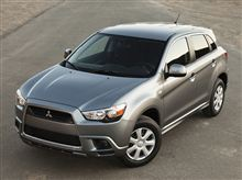 Refreshed 2013 Mitsubishi Outlander Sport Destined for New York Show ・・・・