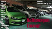 "aqualine-volkswagen.meeting 2012 august 17.Reprt  ""FACE  a WIDE VARIETY !!!"" 31CARs"