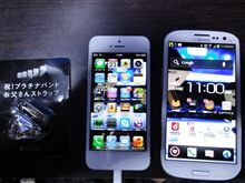 iphone5きました^^