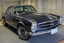 W113 Pagoda Roof SL is another ultimate choice!