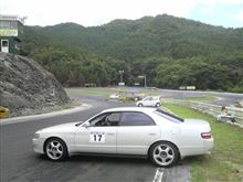 (JZX90) ワコーズCUPジムカーナ '13 Rd.4 「夏の陣」