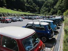 2nd JAPAN【classic mini】CHARITYMEETING南関東@宮ヶ瀬湖
