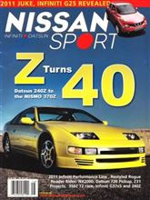 "Advertisements from ""NISSAN SPORT"""