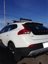 VOLVO V40 CrossCountry 登場