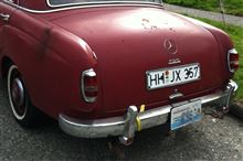 Horseless Carriage plates