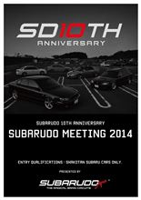 SUBARUDO Meeting 2014   やります!!