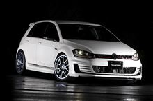 ISWEEP..GOLF7 GTI BODY PARTS...こちらも..メーカー在庫有り
