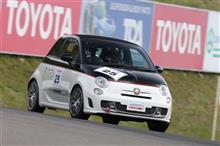 ABARTH DRIVING ACADEMY 2015