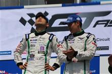 GT-Asia Rd.4 岡山は見事Pole to Win !!