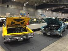 Yokohama Hot Rod Custom show 2015