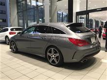 CLA 250 SPORT 4MATIC Shooting Brake 試乗してみた