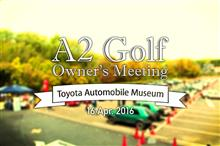 A2 Golf Owner's Meeting _ 16 Apr. 2016