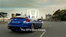 A New Civic Coupe
