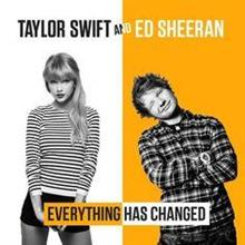 ♪Everything Has Changed