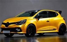 The Renaultsport Clio Could Be About To Get A 271bhp Megane Engine Plus Manual 'Box