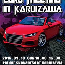 EURO MEETING IN KARUIZAWA 2016